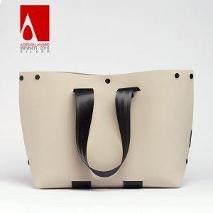 EvaTwo Tote Bag Lommer Design A' Design Award