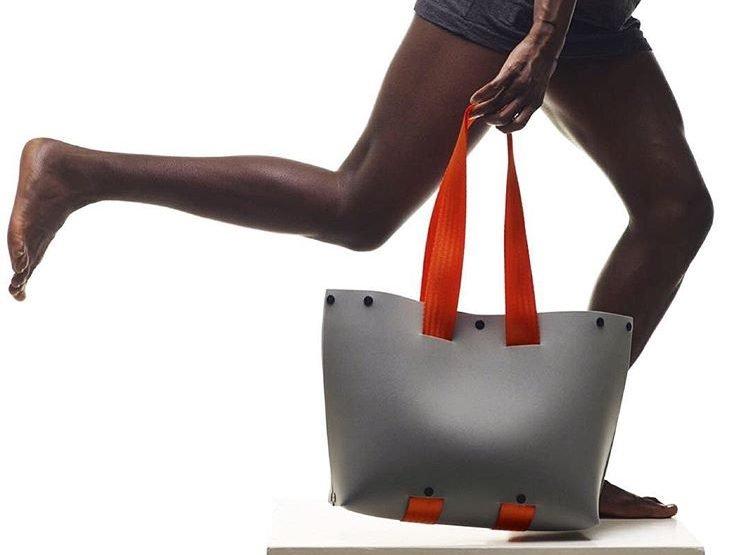 EvaTwo Tote Bag Lommer Design Editorial Lommer