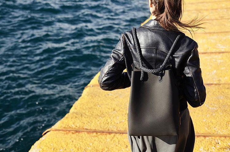 Lommer Design Backpack EvaPack by Athena Liaskou