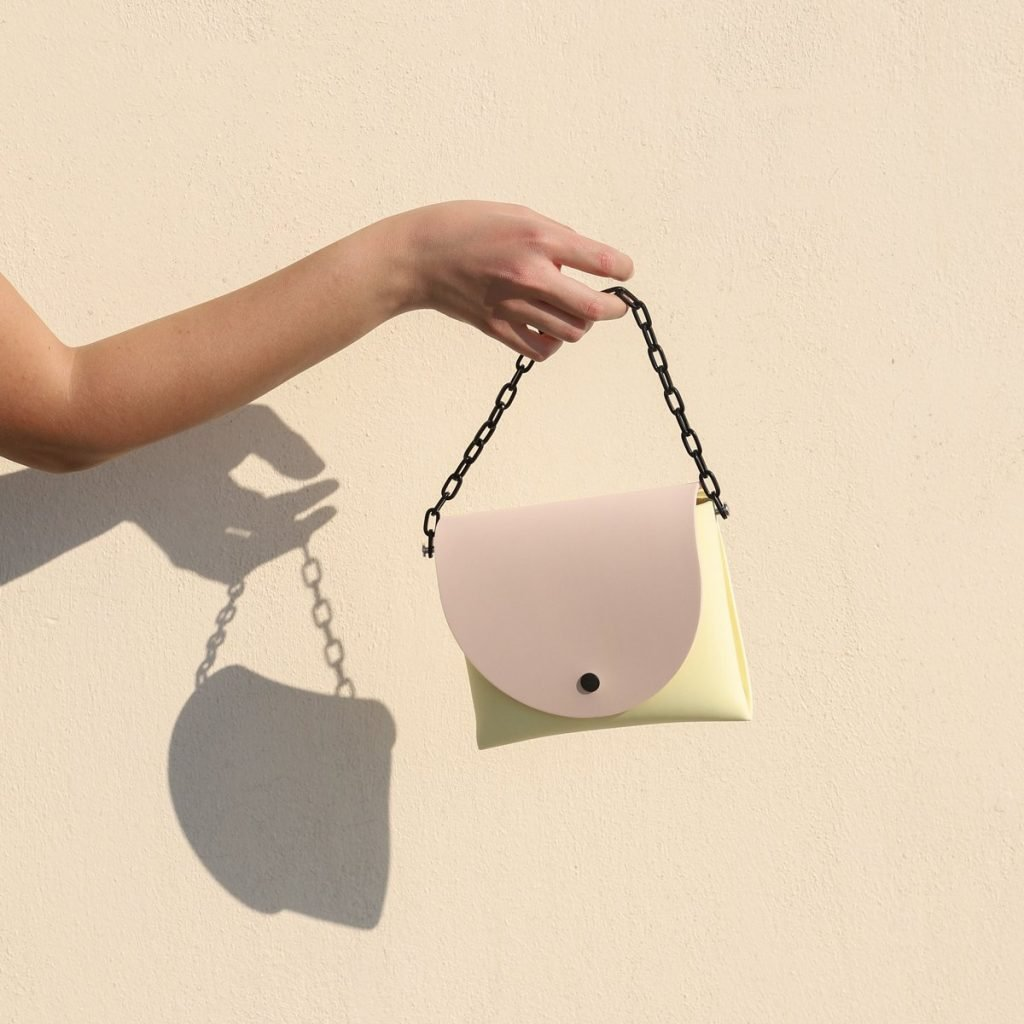 Lommer Design Clutch Bag EvaClutch OnChain Small by Sotiris Bougas